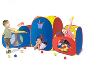 Playhut Mega Fun Play Tent With Balls