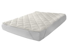 Quilted Mink Touch Foam Topper-4 Sizes