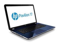 """17.3"""" AMD A10 Quad Core Laptop - Blue"""