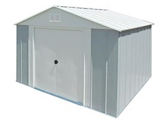 Spacemaker 10' x 7' Steel Shed