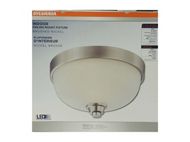LED Indoor Ceiling Mounted Fixture