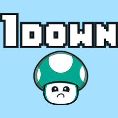 1 Down