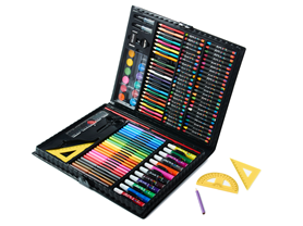 Art 101: 143-Piece Artist's Kit