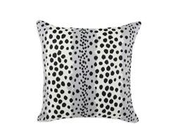 Spot On Blackbird 17x17 Pillow