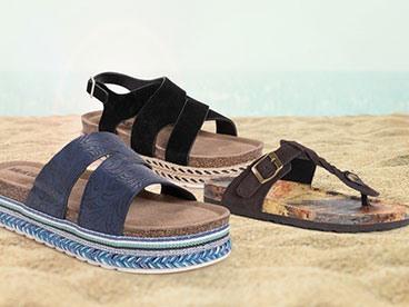 Men's and Women's Summer Sandals