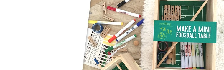 Seedling Arts & Crafts Kits