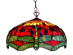 Dragonfly 2-Light Pendant