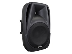 "12"" Active Loudspeaker w/XLR Inputs"