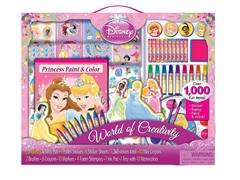 Disney Princess Large Activity Case