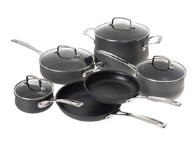Cuisinart 10Pc Profile Hard Anodized Set