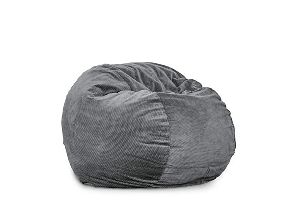 Peachy Cordaroys Chenille Bean Bag Chair Home Interior And Landscaping Mentranervesignezvosmurscom