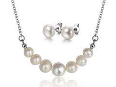 Lynae Necklace & Earrings