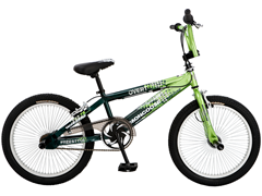 "20"" Overt Boy's Freestyle Bike"