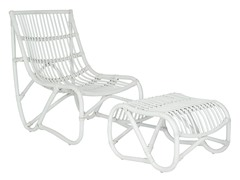 Shenandoah Chair, White