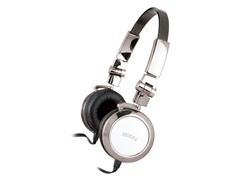MiiBling Stereo Headphones - Gunmetal