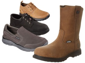 Skechers Men's Comfort & Work Shoes