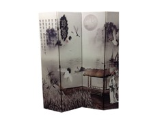 4 Panel Poet's Dream Room Divider