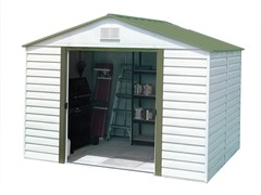 Montebello 10' x 8' Metal Shed