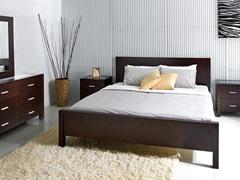 Cappuccino 5PC Bedroom Set (3 Sizes)