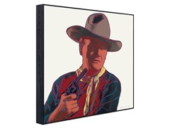 Cowboys & Indians: John Wayne (2 Sizes)