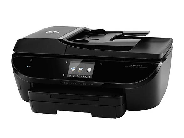 hp envy 7645 wireless all in one printer. Black Bedroom Furniture Sets. Home Design Ideas
