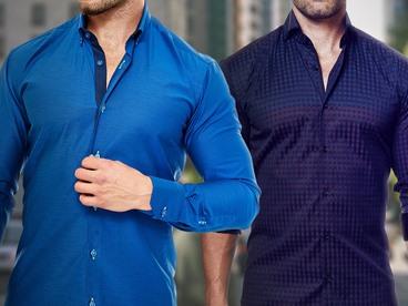 Maceoo Dress Shirts