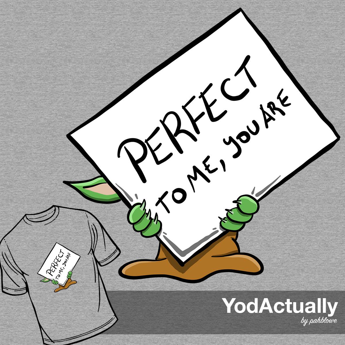 YodActually