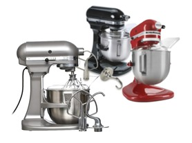 KitchenAid Heavy Duty 5Qt Mixer-3 Colors
