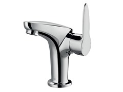 Single Lever Bathroom Faucet, Chrome