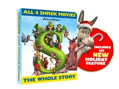 Shrek: The Whole Story Boxed Set - Blu-ray