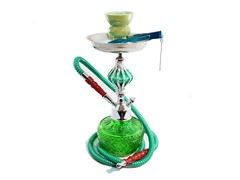 "Apple Bottom 13.5"" Hookah"