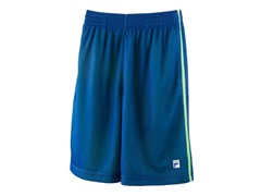 Fila Heritage Shorts - Surf Blue