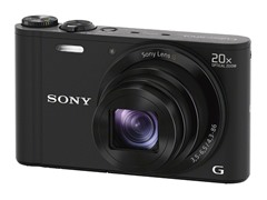 Sony 18.2MP Digital Camera w/ 20x Optical Zoom