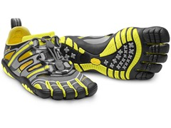 Women's TrekSport - Grey/Yellow/Black