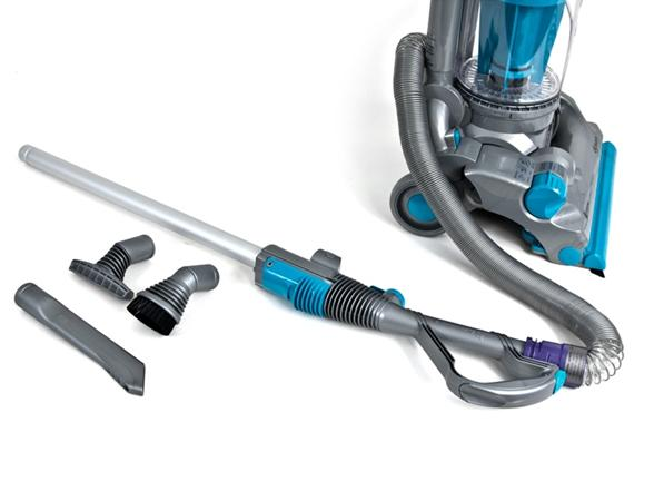 how to clean dyson cyclone