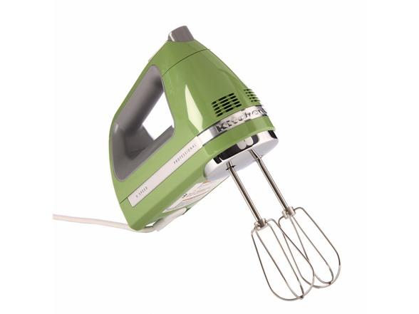 Kitchenaid 9 Speed Hand Mixer Green Apple