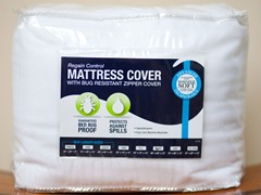 Bed Bug Mattress Cover Deep Pocket-King