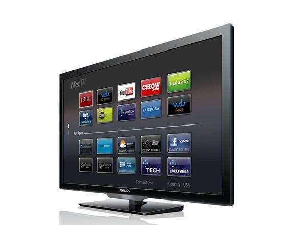 philips 40 1080p led tv with net tv. Black Bedroom Furniture Sets. Home Design Ideas