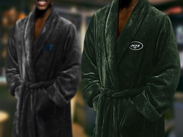 NFL Silk Touch Robes