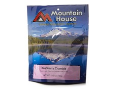 Mountain House Raspberry Crumble 6pk