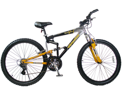 "Mongoose 26"" Men's Tactic Mountain Bike"