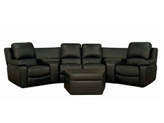 7PC Home Theatre Sets Arviragus Leather