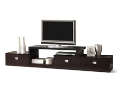 Marconi Asymmetrical TV Stand