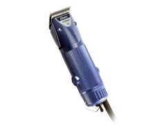 Oster Turbo A5 2 Speed Clipper w #10 Blade Blue
