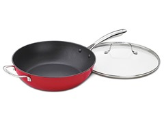 4.5 Qt. Chef's Pan with Helper & Lid