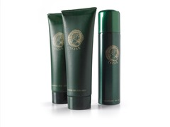 Cezars Mens 3 Pc Gift Set - Green