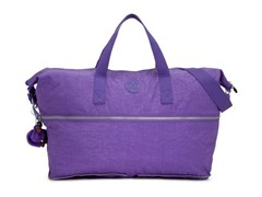 Jonah Foldable Tote, Vivid Purple