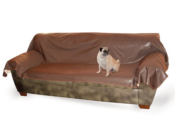 keeping cats off leather furniture