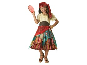 InCharacter Costumes Big Girls' Fortune Teller Dress Set Costume XXXL