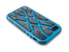 Xtreme Case for iPhone 5 - Blue/Black
